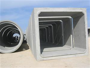 Cống hộp bê tông 2000x2000 (2mx2m)