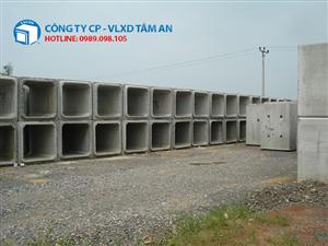 Cống hộp bê tông 1500x1500 (1,5x1,5x1,5m)