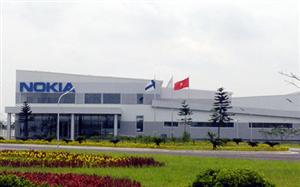 Nhà máy Nokia - KCN VSIP Bắc Ninh. Đơn vị thi công - Công ty Cổ phần xây dựng Bắc Ninh. Tư vấn giám sát của Singapo