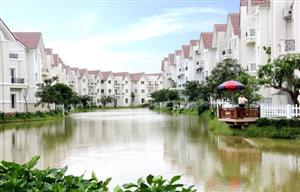Khu đô thị Sài Đồng Village - Sản phẩm cung cấp: rãnh thoát nước