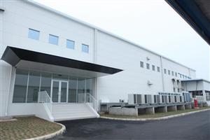 Nhà máy Nikkiso - KCN Thăng Long II - Công ty Bất Động sản Thăng Long